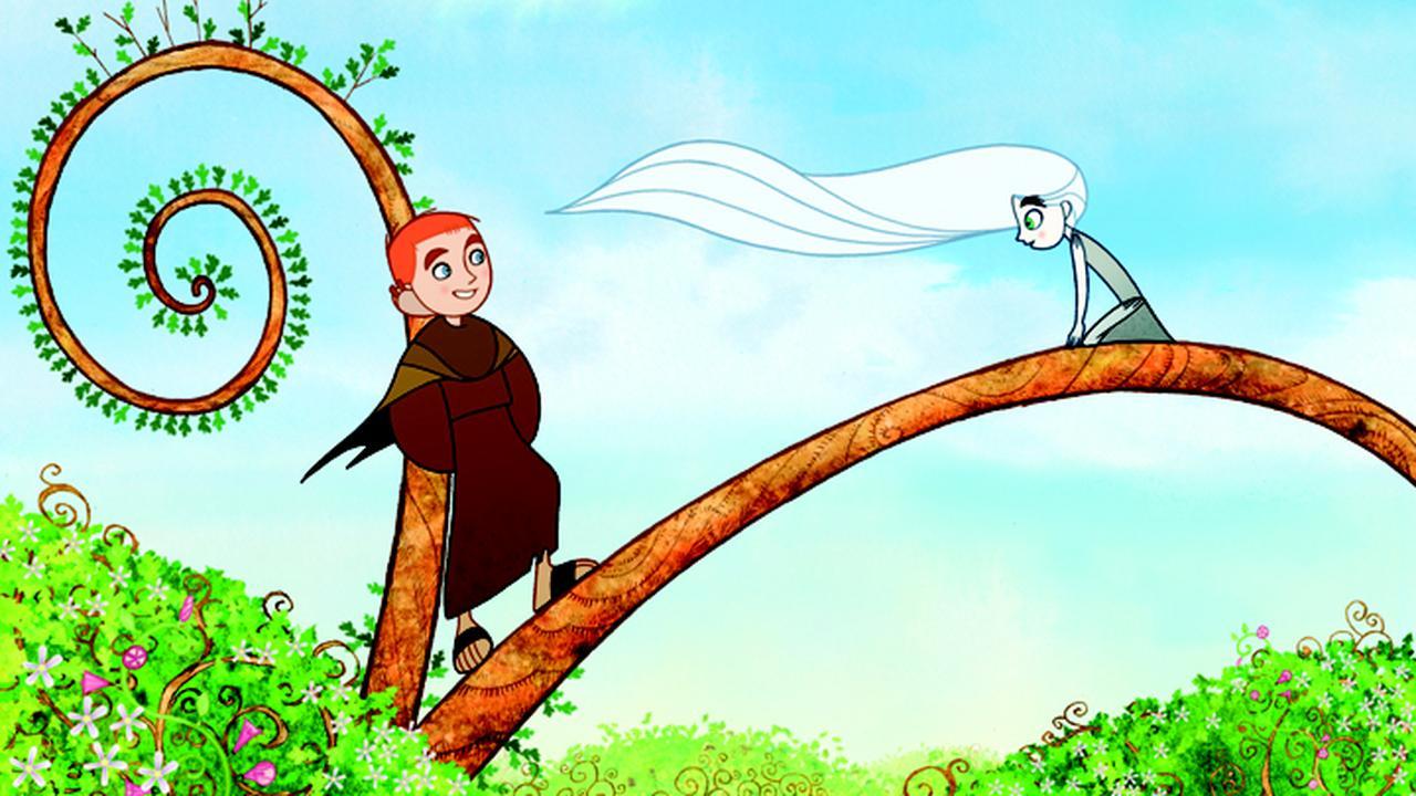画像2: 「ソング・オブ・ザ・シー 海のうた」監督のデビュー作、アニメーション「ブレンダンとケルズの秘密」7月29日公開!