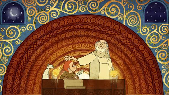 画像1: 「ソング・オブ・ザ・シー 海のうた」監督のデビュー作、アニメーション「ブレンダンとケルズの秘密」7月29日公開!