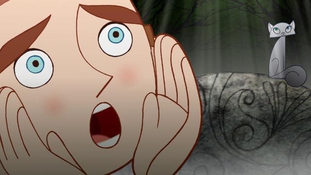 画像: 「ブレンダンとケルズの秘密」予告編 www.youtube.com