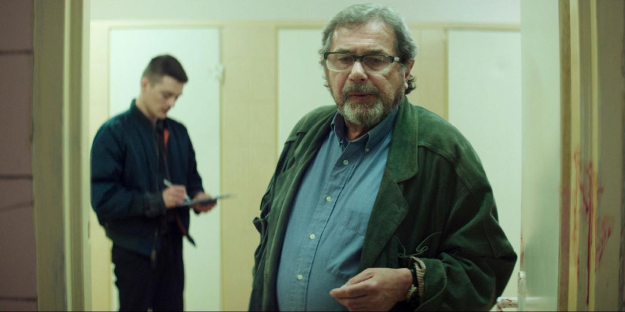 画像: 父親役はベテラン俳優のヤヌシュ・ガヨス。