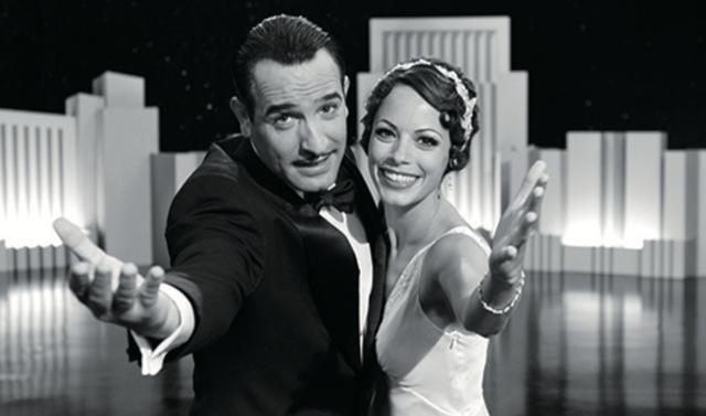 画像: 白黒サイレントで往年のハリウッドを再現しオスカー受賞の純正仏映画