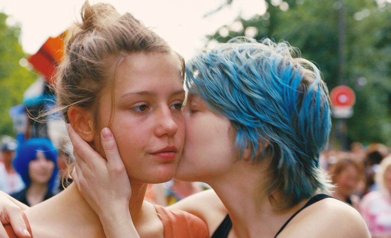 画像: 二人の女性の出会いから別れまでを描きカンヌを熱狂させた愛の変遷