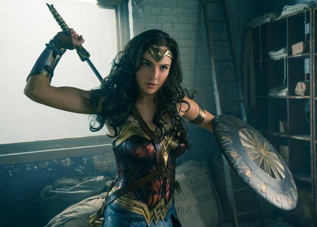 画像1: アメコミ史上初の女性ヒーロー、待望の実写映画化! 「ワンダーウーマン」8月25日公開!
