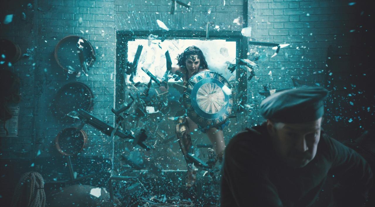 画像5: アメコミ史上初の女性ヒーロー、待望の実写映画化! 「ワンダーウーマン」8月25日公開!