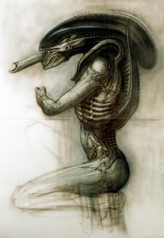画像1: 【閲覧注意】エイリアンってどんな構造?解剖しちゃいました「エイリアン」シリーズ百科
