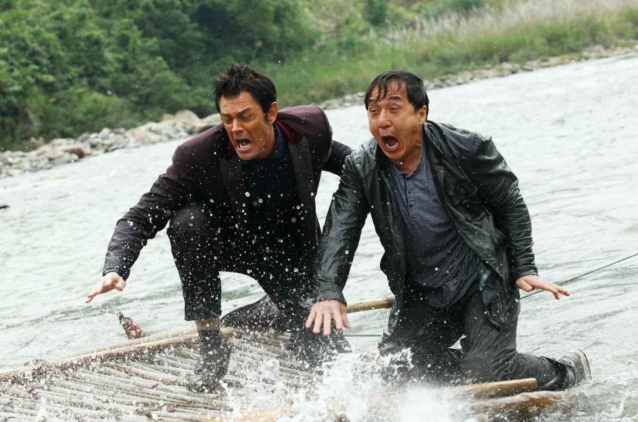 画像: 01: 命の危険を感じた筏での急流下り