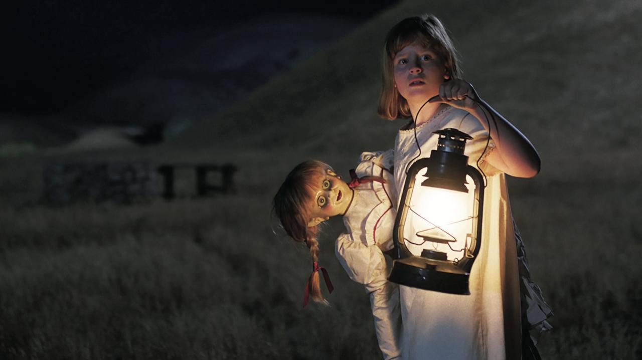 画像: 「アナベル 死霊館の人形」