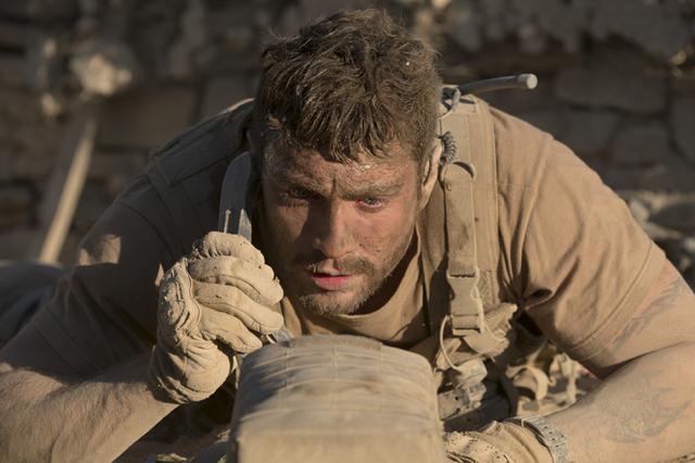 画像3: 最恐スナイパーに狙われた米兵の手に汗握る攻防戦を描く戦場サスペンス「ザ・ウォール」9月1日公開