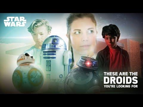 画像: These Are The Droids You're Looking For (Star Wars App-Enabled Droids By Sphero) www.youtube.com
