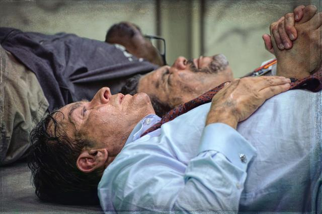 画像1: 9・11同時多発テロをビルの内側から描く衝撃作「ナインイレヴン 運命を分けた日」9月9日公開