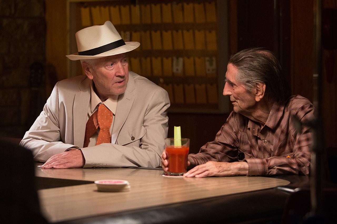 画像: 『LUCKY(原題)』のデヴィッド・リンチ(左)とハリー・ディーン・スタントン