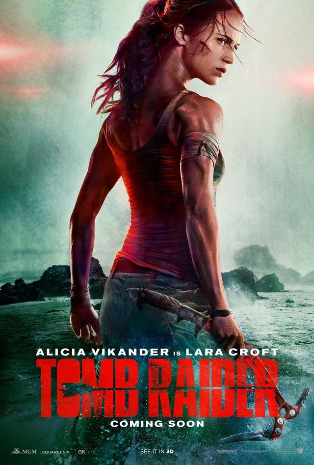 画像: 新生ララ・クロフトはオスカー女優アリシア・ヴィキャンデル!「トゥームレイダー」新章が始動