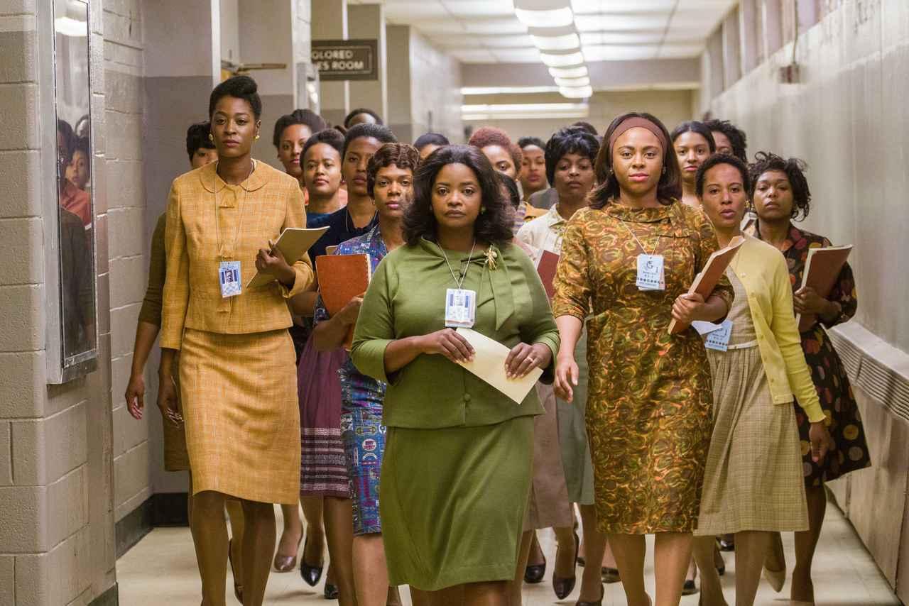 画像2: 自分の力を信じてひたむきに夢を追い続け、世界に希望をもたらした黒人女性の物語