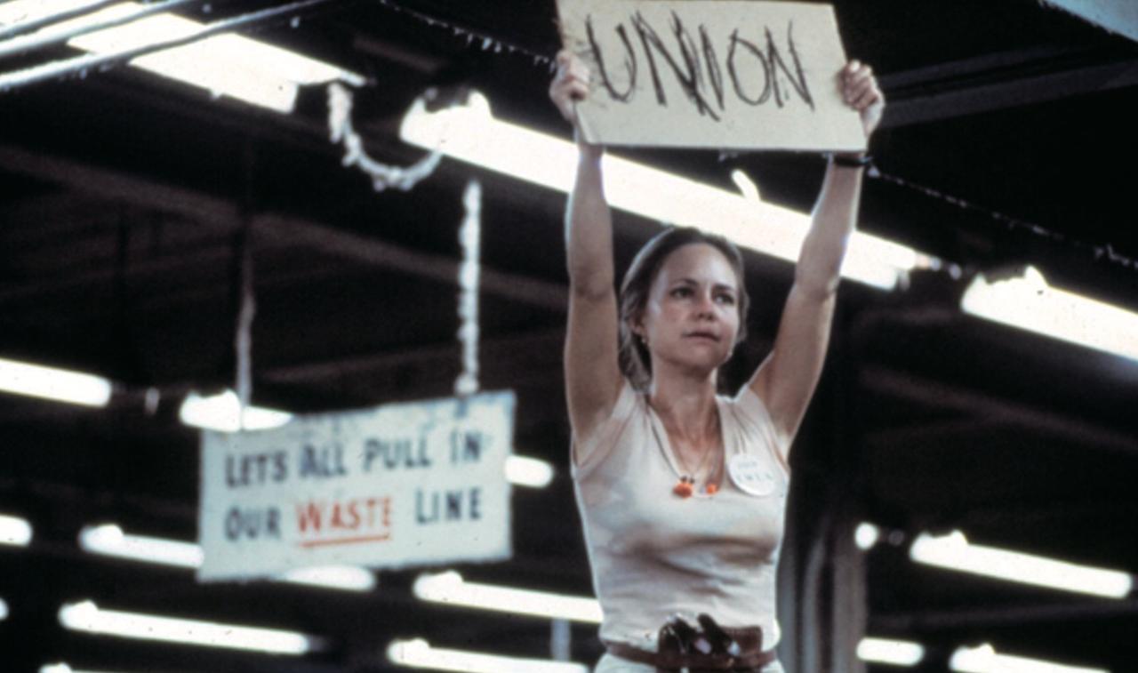 画像: 組合活動も全力でぶつかるシングルマザー