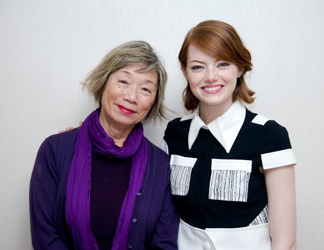 画像1: ラ・ラ・ランドで一躍したスターとなった、エマ・ストーンにインタビュー。【風と共にハリウッド】