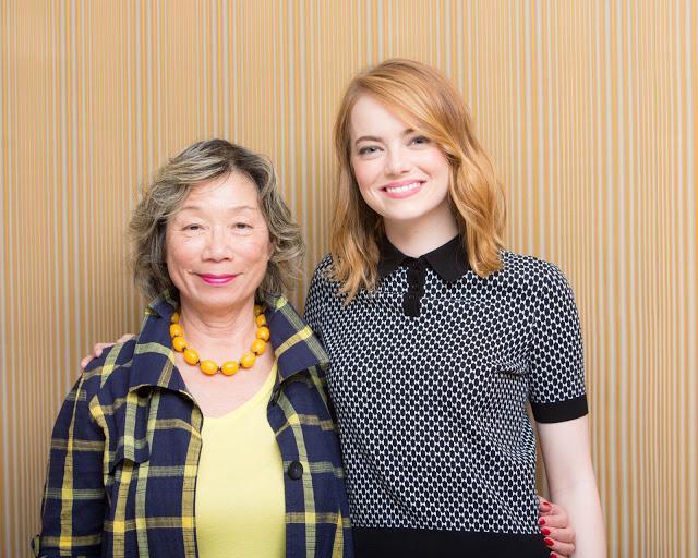 画像2: ラ・ラ・ランドで一躍したスターとなった、エマ・ストーンにインタビュー。【風と共にハリウッド】