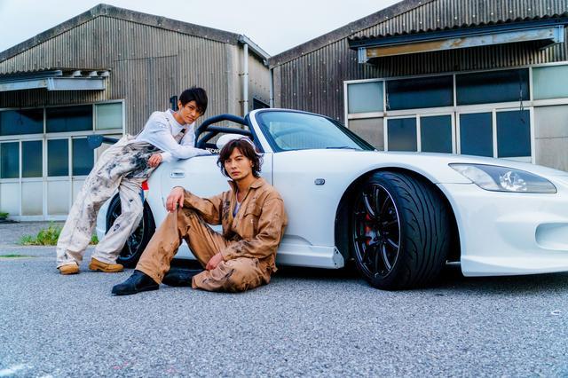 画像: バイオレンスカーアクション映画『ボーダーライン』、12月16日(土)に公開決定