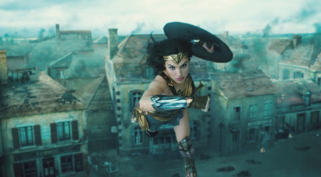 画像: 女優としてはめずらしい兵役経験が「ワンダーウーマン」でも生かされた