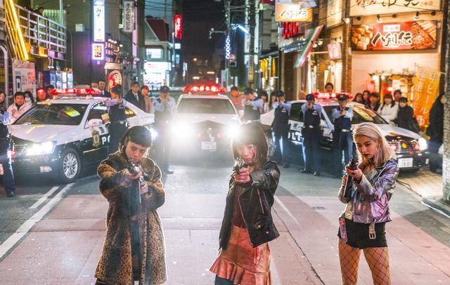画像: 「東京ヴァンパイアホテル 映画版」(C)2017 NIKKATSU