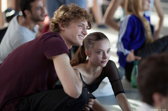 画像: クラシックバレエの天才少女が見つけた本当の人生を描く 「ポリーナ、私を踊る」10月28日公開!
