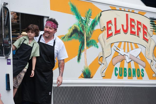 画像: 一流レストラン・シェフがフードトラックを始める