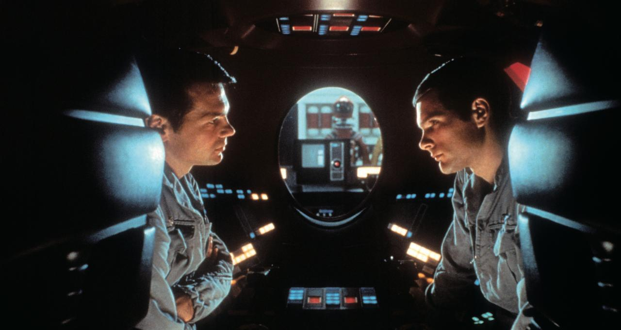 画像: 02:2001年宇宙の旅