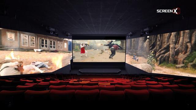 画像: 「キングスマン:ゴールデン・サークル」日本初の3面スクリーンでの上映システム・スクリーンX上映が決定!