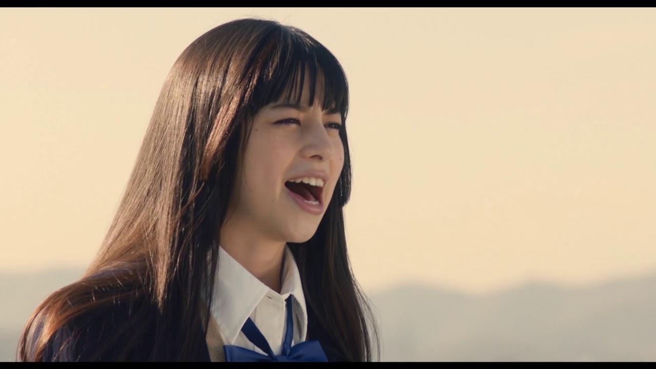 画像: 映画『覆面系ノイズ』中条あやみ、アカペラで力強い歌声披露 youtu.be