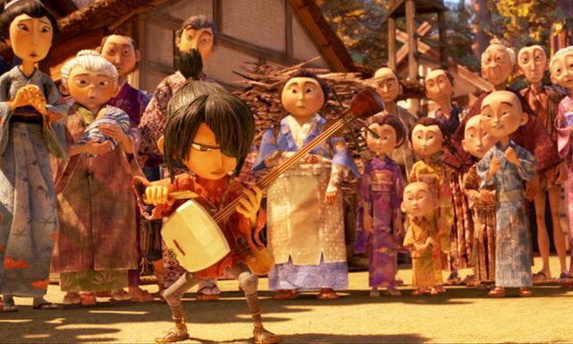 画像: 日本の昔話を題材にしたストップモーション・アニメ 「KUBO/クボ 二本の弦の秘密」11月18日公開
