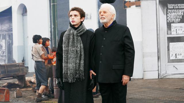 画像: カルト的人気を誇る88歳の名匠が放つ自伝的な青春映画 「エンドレス・ポエトリー」11月18日公開