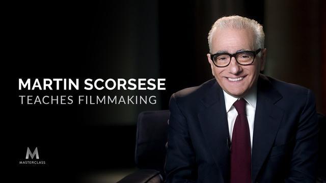 画像: Martin Scorsese Teaches Filmmaking | Official Trailer youtu.be