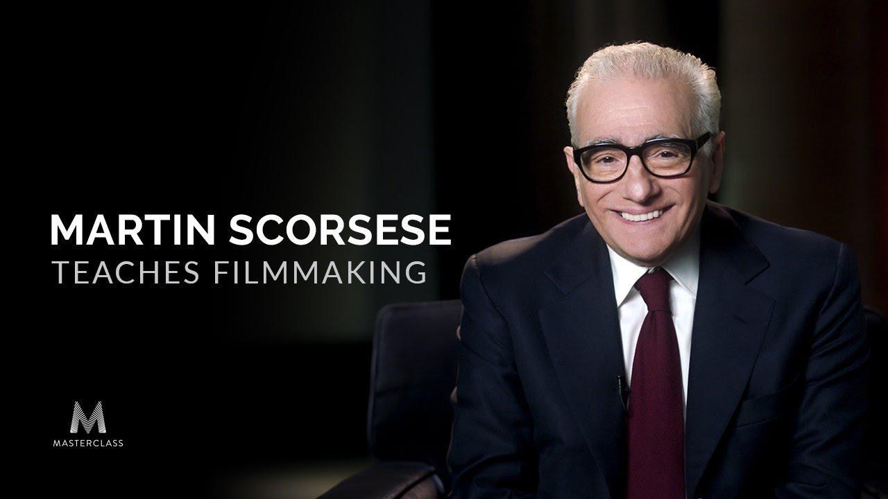 画像: Martin Scorsese Teaches Filmmaking   Official Trailer youtu.be