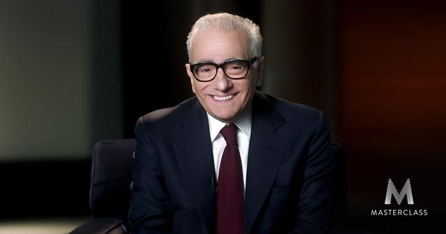 画像: MasterClass | Martin Scorsese Teaches Filmmaking