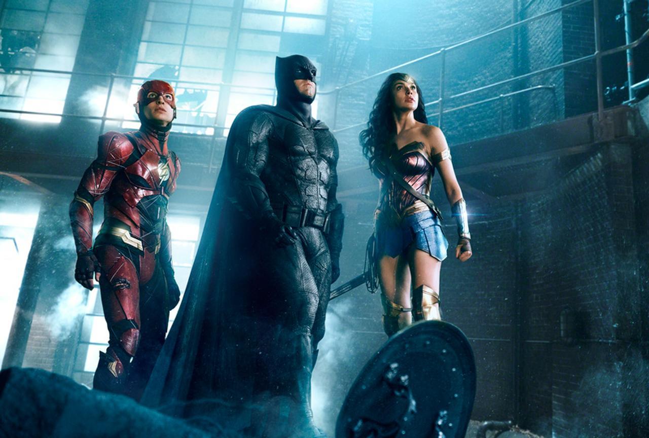 画像: 超人集結!連携プレイで暴れまくる! アメコミ映画の決定版「ジャスティス・リーグ」