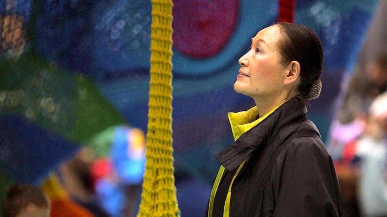 画像: 人とつながるアートとして編み物や糸の魅力を再発見する 「YARN 人生を彩る糸」12月2日公開