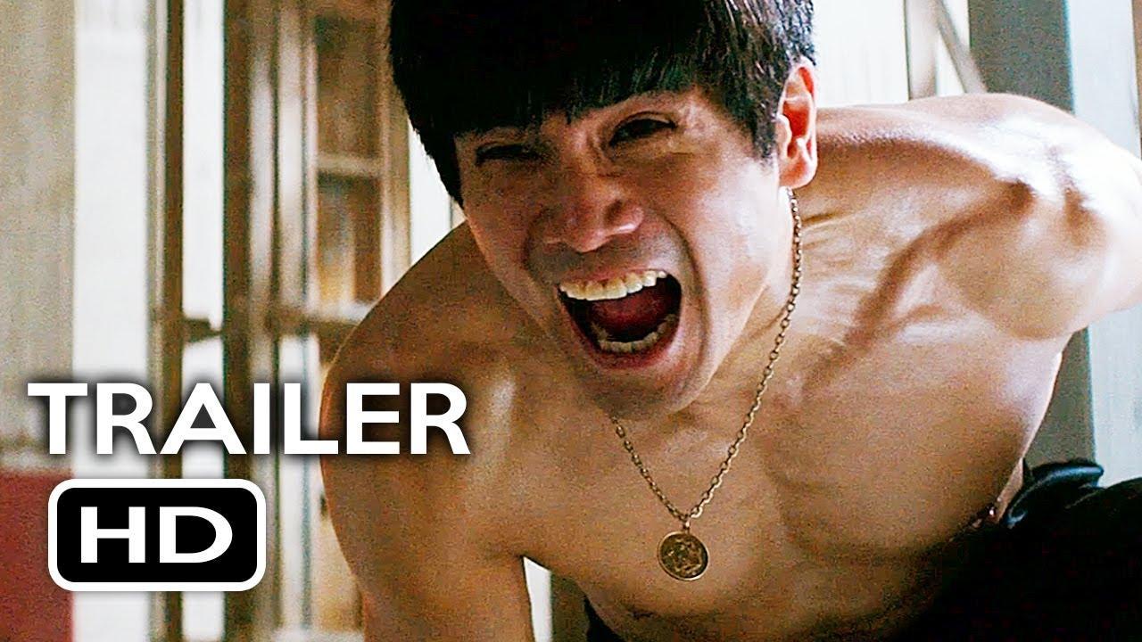 画像: Birth of the Dragon Official Trailer #1 (2017) Bruce Lee Biopic Movie HD youtu.be