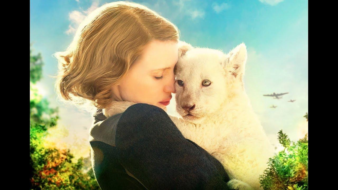 画像: ユダヤ人を救った動物園 アントニーナが愛した命 - 映画予告編 www.youtube.com