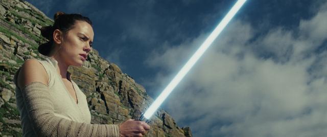 画像2: フォースが覚醒したレイ、カイロ・レンに待ち受ける運命とは!?「スター・ウォーズ/最後のジェダイ」12月15日公開!