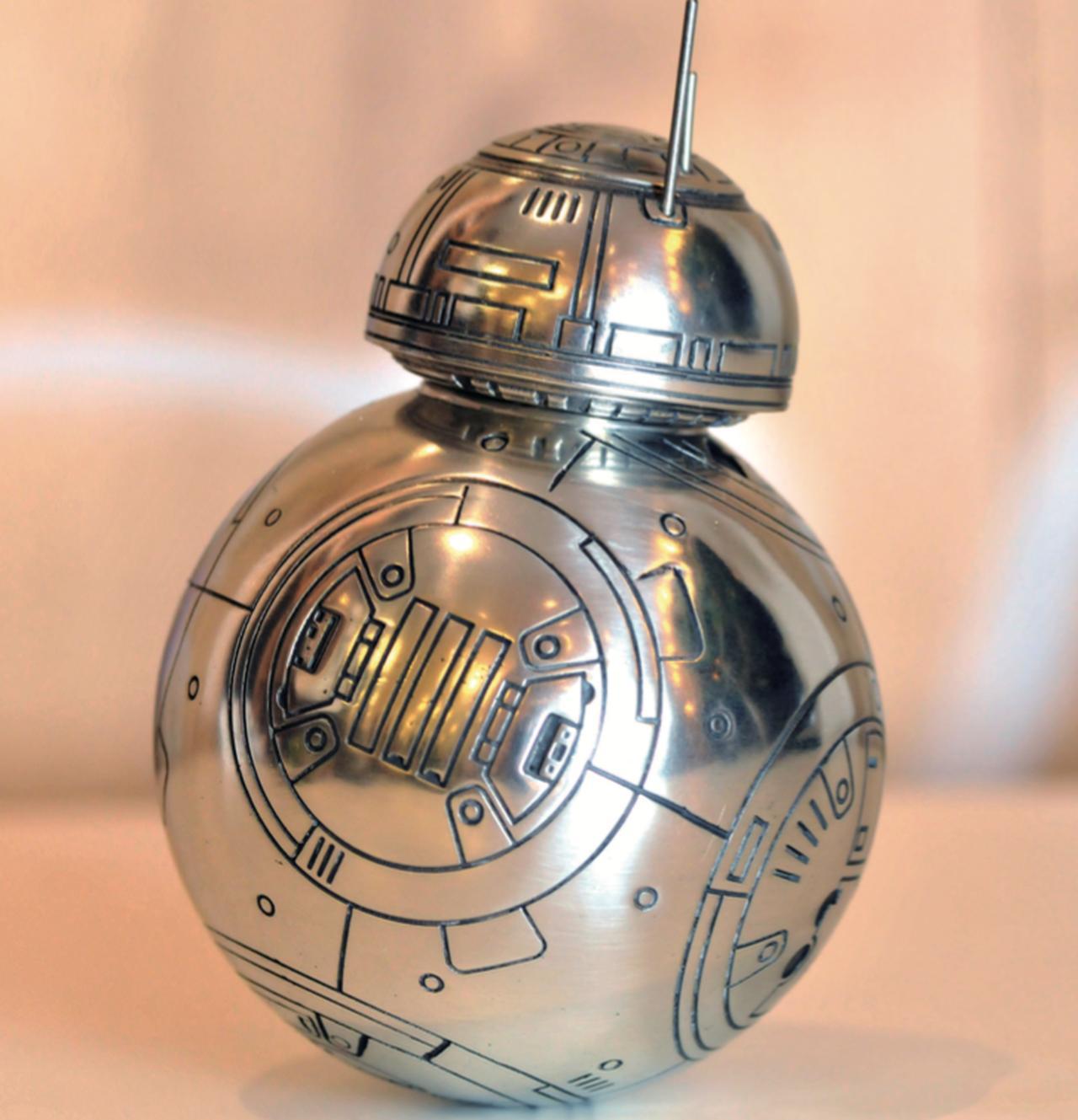 画像: キャニスターBB-8 (25000円) (発売元:ロイヤルセランゴール) ©&™ Lucasfilm Ltd.