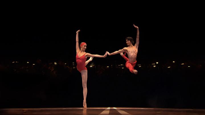 画像: 『第九』をバレエで表現した空前絶後の傑作ステージ 「ダンシング・ベートーヴェン」12月23日公開