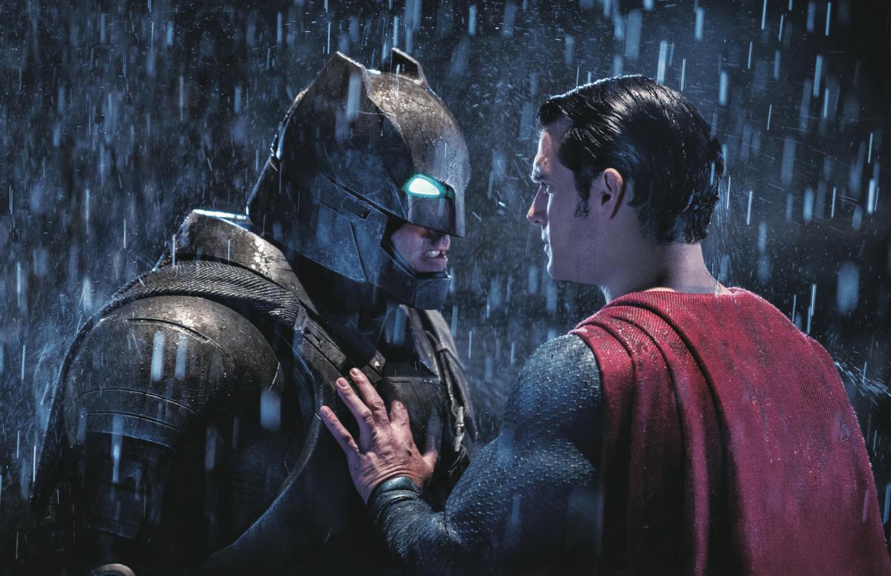 画像: BATMAN V SUPERMAN: DAWN OF JUSTICE and all related characters and elements © & TM DC Comics and Warner Bros. Entertainment Inc.