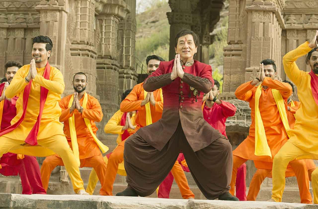 画像2: 中国とインドの合作による ジャッキー・チェンの新たな冒険アクション巨編 「カンフー・ヨガ」