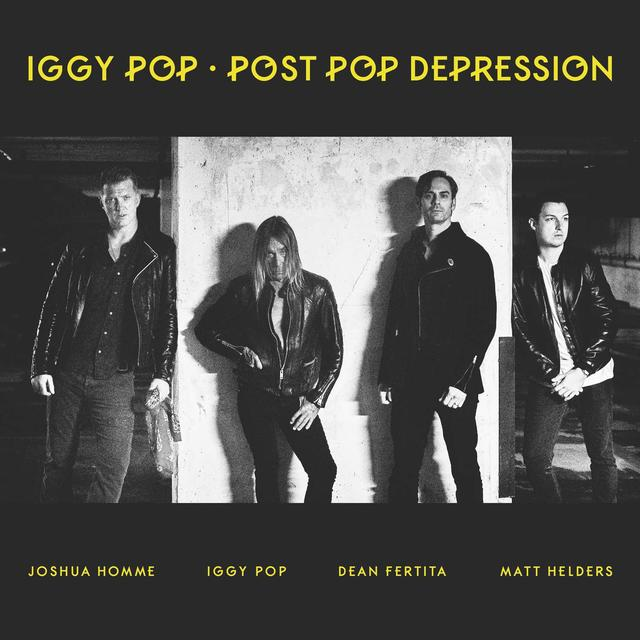 画像: 【CD】IGGY POP「POST POP DEPRESSION」