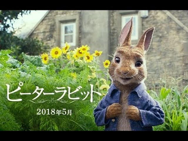 画像: 映画『ピーターラビット』特報 youtu.be