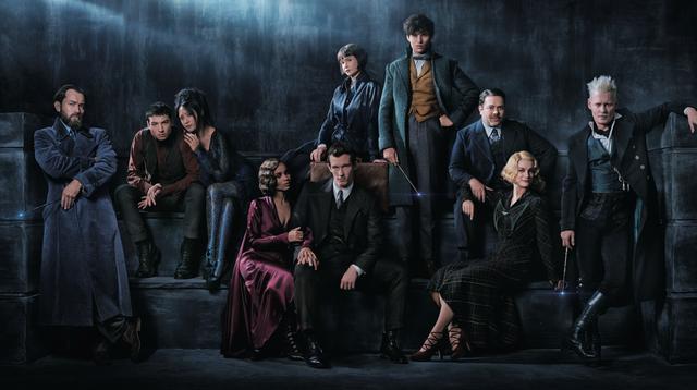 画像: ©2017 Warner Bros. Entertainment Inc. All Rights Reserved. Harry Potter and Fantastic Beasts Publishing Rights ©JKL