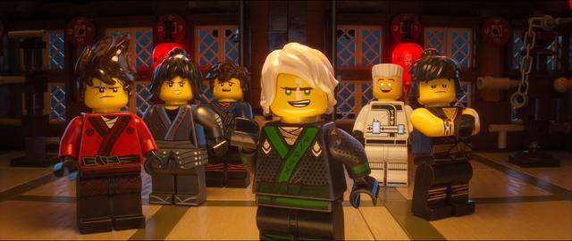 画像: 「レゴ(R)ニンジャゴー・ザ・ムービー」