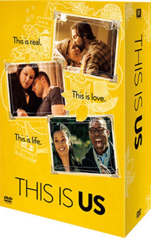画像: 「THIS IS US 36歳、これから」DVDコレクターズBOX フォックス・HE /2月21日発売 14,400円+税(9枚組) 各巻2話収録のVol.1~3は各1419円+税で同時発売、Vol.4~9は3月21日発売 特典=「THIS IS US アフターショー」、「The Gifte(d 原題)」第1話「、The American(s 原題)」第1話、「24-TWENTY FOUR-レガシー」第1話、「プリズン・ブレイク」シーズン5第1話他