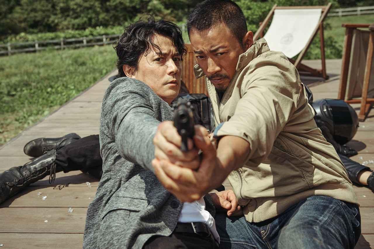 画像: 「マンハント」(c)2017 Media Asia Film Production Limited. All Rights Reserved.
