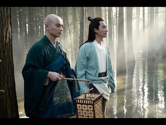 画像: 「空海 -KU-KAI- 美しき王妃の謎」予告 www.youtube.com