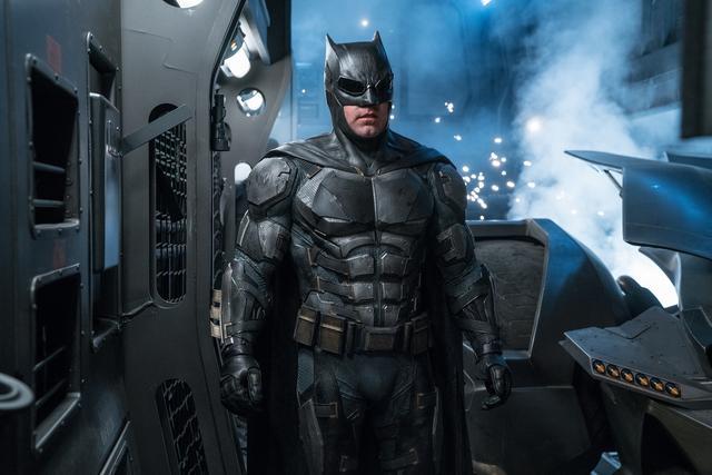 画像: ベン・アフレックのバットマン役はどこまで? (写真は「ジャスティ・リーグ」より ©2017 Warner Bros. Entertainment Inc. RatPack-Dune Entertainment LLC. and RatPack Entertainment LLC.)